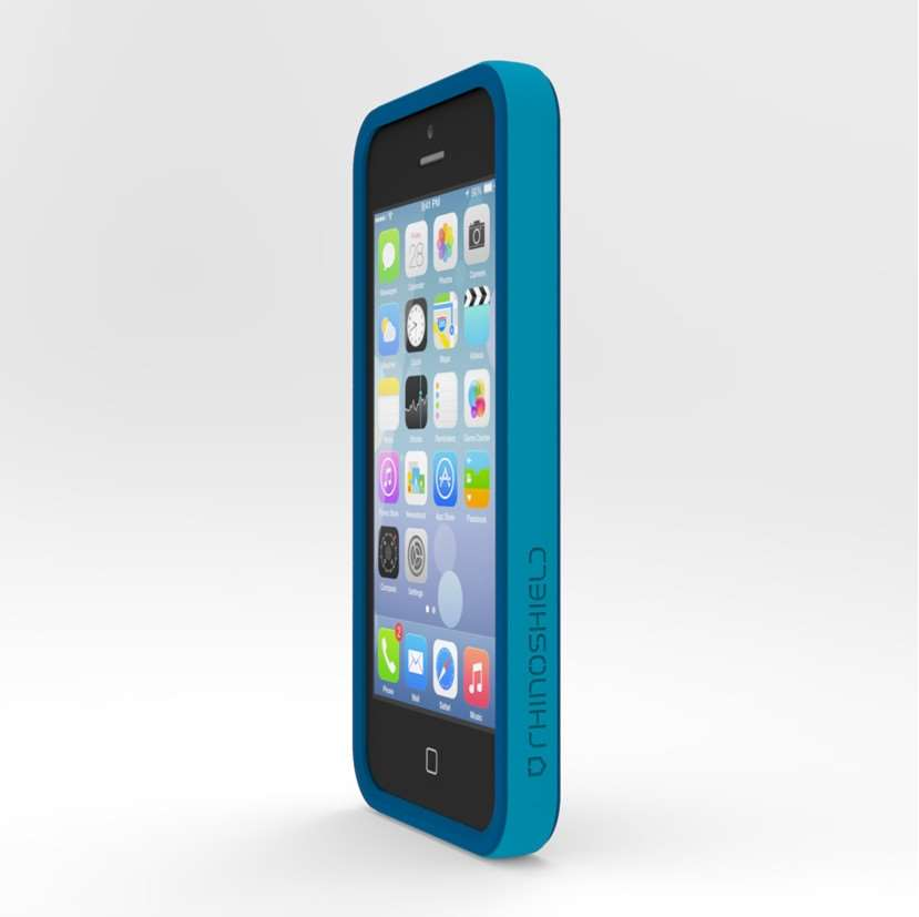 iphone5 bleu