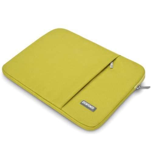 housse de protection tanche pofoko verte tablette et ordinateur 11 6 pouces. Black Bedroom Furniture Sets. Home Design Ideas