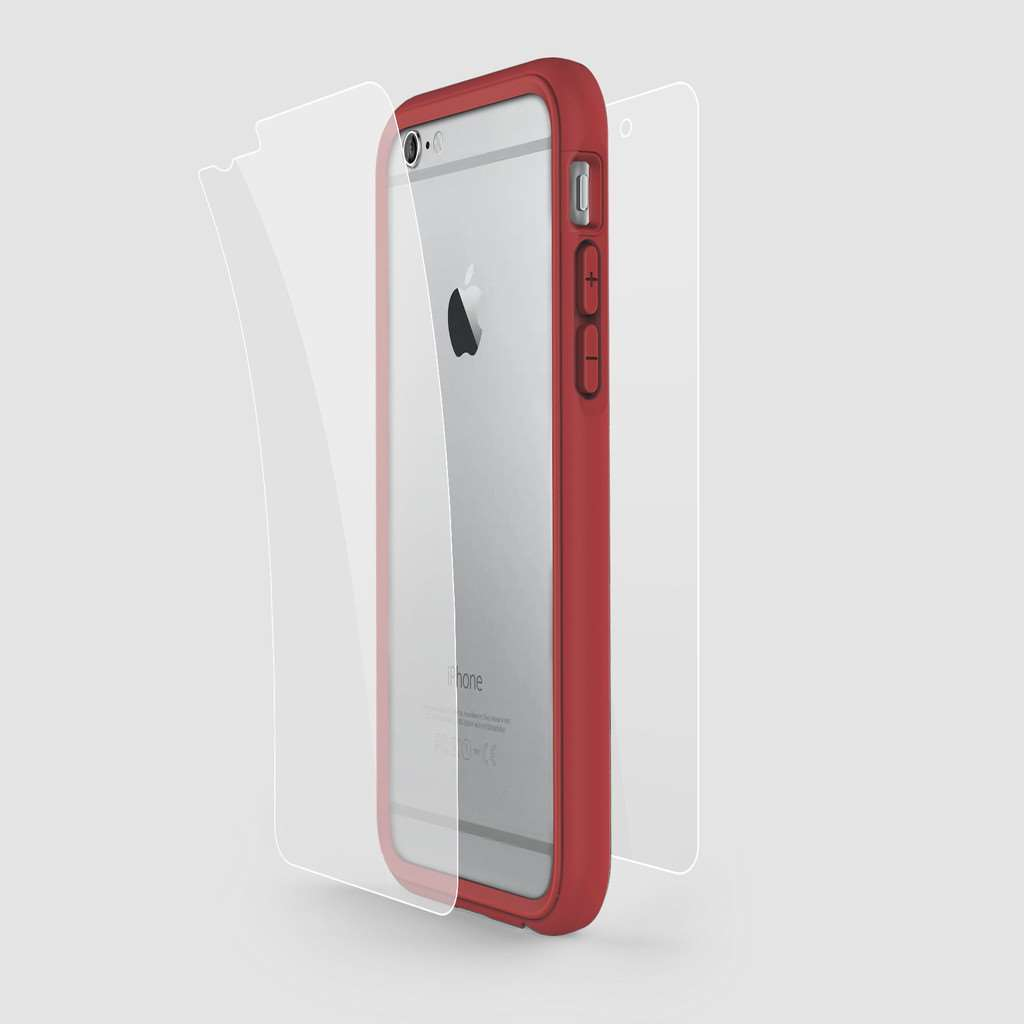 coque rhinoshield iphone 7 rouge