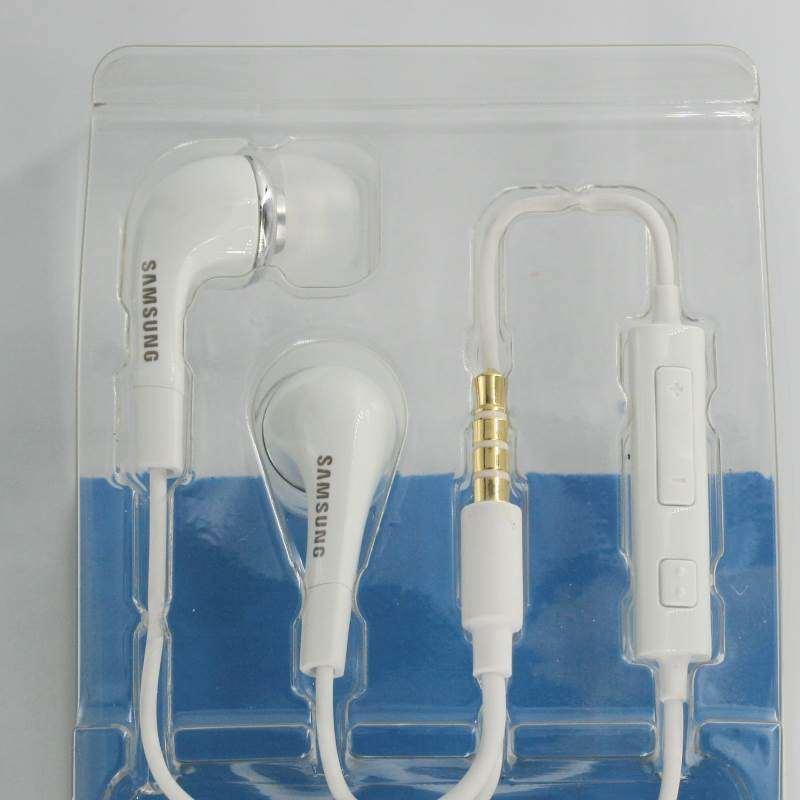 Samsung EHS64AVFWE Kit piéton stéréo Blanc Accessoires